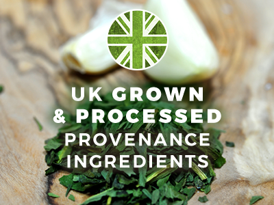 UK Provenance herbs and spices from Bowlander UK