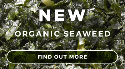 Organic Seaweed ingredients from Bowlander