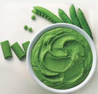 Pea Puree from Bowlander