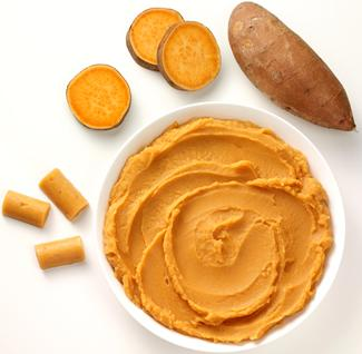 Sweet Potato Puree from Bowlander